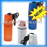 cheap plastic waterproof bottle