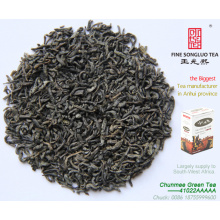 Chunmee green tea for Morocco 41022