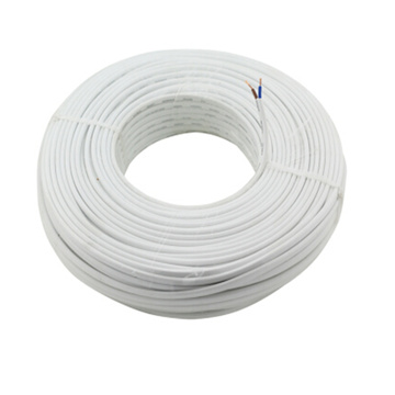Flat PVC Jacket Soft Electrical Cu Wire
