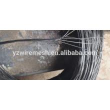 Alambre de lazo torcido galvanizado / alambre de lazo torcido recocido negro para la encuadernación