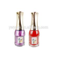 Mejor venta más color opcional orgánico a base de agua esmalte de uñas