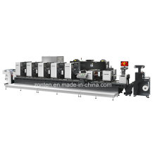 Печатная машина для печатания этикеток с бесступенчатым смещением Ztj330
