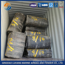 Luhang Brand 2.0*18m Ship Launching and Landing Rubber Pneumatic Airbag