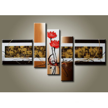 High Quality Abstract Canvas Oil Painting