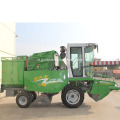 self propelled jagung panen mesin panen chopper