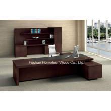 Compre Mobiliário em linha Escritório de madeira Diretor Executivo Móveis de mesa (HF-LTA137)