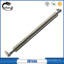 Stainless steel lift gas spring for cruise boat