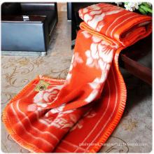 100% Jacquard Yak Wool Blankets/Cashmere Knitwear /Yak Wool Blankets/Bed Sheet/Bedding