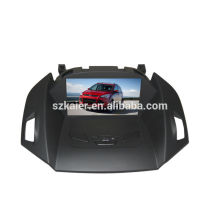 Touch screen dual core wince system car navigator for Ford Kuga 2013 with GPS/Bluetooth/Radio/SWC/Virtual 6CD/3G /ATV/iPod