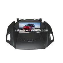 Navegador do carro do sistema do estramecimento do núcleo do dobro da tela de toque para Ford Kuga 2013 com GPS / Bluetooth / rádio / SWC / Virtual 6CD / 3G / ATV / iPod