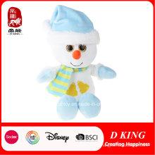 Рождественские Подарки Плюшевые Белый Снеговик Игрушки
