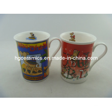 Taza de Trent Bone China, 10oz Fine Bone China Mug