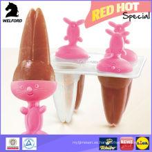 Popsicle plástico vendedor caliente de la buena calidad