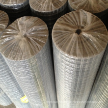 Low Carbon Galvanized Welded Wire Mesh Fence From Anping
