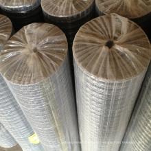Cerca soldada galvanizada baixo carbono da rede de arame de Anping