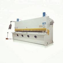Hydraulic gate guillotine shearing machine