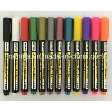 Metallic Color Paint Marker with Variety Color