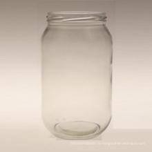 Стеклянная банка еды (XG1000-6831), стеклянная емкость еды