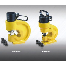 Curvadora hidráulica de barras de cobre HHM-60 HHM-70 HHM-80