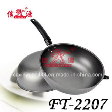 Cast Iron Deep Frying Pan (FT-2207)