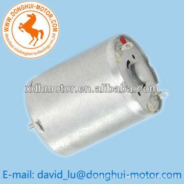 Motor del actuador del amortiguador, motor de 12V cc, motor de 24V cc