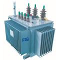 Energy Efficient Liquid Filled Transformers