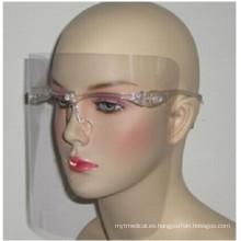 Escudos de cara antiestáticos desechables