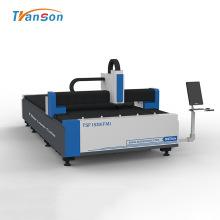 1530 1KW 2KW Fiber Laser Metal Cutting Machine