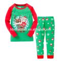 En gros Enfants Pyjamas Ensembles Vêtements de nuit Enfants Pyjamas de Noël