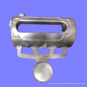Moulage sous pression en aluminium personnalisé pour la faucheuse supérieure
