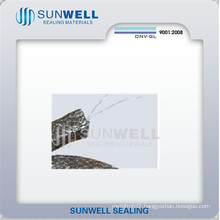 Graphite Packing Reinforced with Metal Wire Sunwell P401