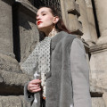 Kopenhagen Lady Mink Fur Overcoat Di Winter