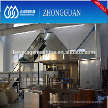 Automatic plastic bottle unscrambling machine/sorter