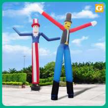 Air dancer inflatable puppet