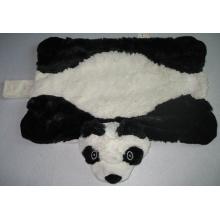 Cojín relleno de almohada Panda Head