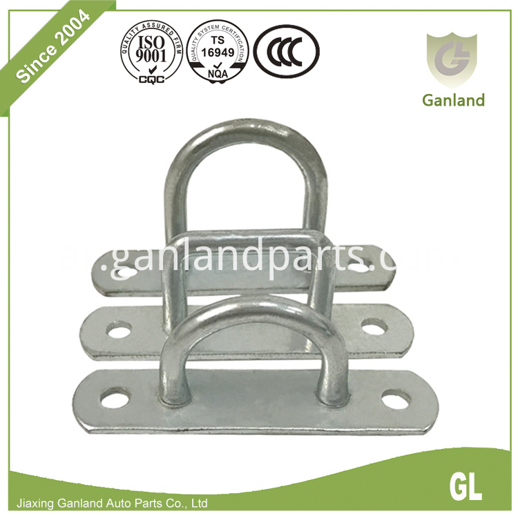 Heavy Staple On Plate GL-16811