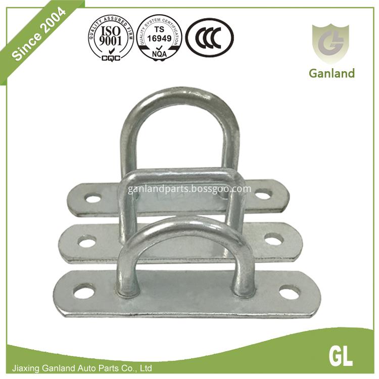 Heavy Staple On Plate GL-16811
