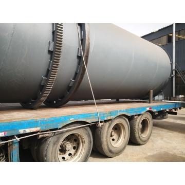 Biomass rotary dryer equipment