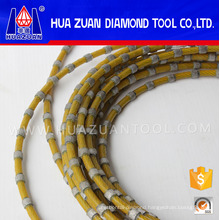 2016 Hot Sell Diamond Wire Saw for Granite Dressing