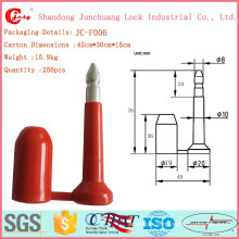 Tamper Evident Bolt Seal Jc-F006