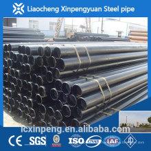 ASTM A53 / A106 Gr.B 16 Zoll Sch40 nahtloser STAHL Rohrleiter und Fabrikpreis