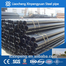 ASTM A53/A106 Gr.B 16 inch Sch40 seamless STEEL pipe stockist and factory price