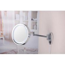 Rasier-Make-up-Spiegel mit LED-Licht