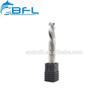 Fresa de enrutador hacia arriba y hacia abajo de carburo BFL para carpintería CNC