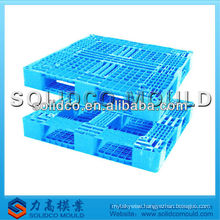 Pallet mould of injection mould