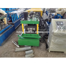 Greenhouse Warehouse Factory Metal Building Material Backbone Steel Support Purlin Roll Forming Machine With Good Price