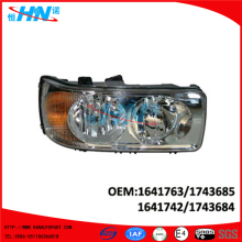 Daf Headlamp 1641743 1641742 Daf Truck Parts