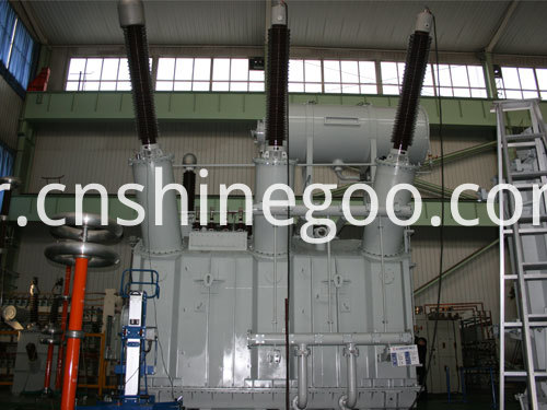 220kV Oil-immersed Power Transformers