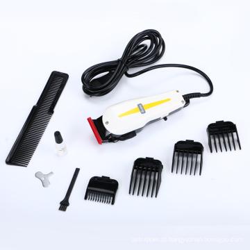 Tosquiadeira de cabelo profissional potência Motor de C.A.