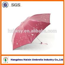 Nouveau! Colle-enduit UV Protection Mini parapluie avec broderie
